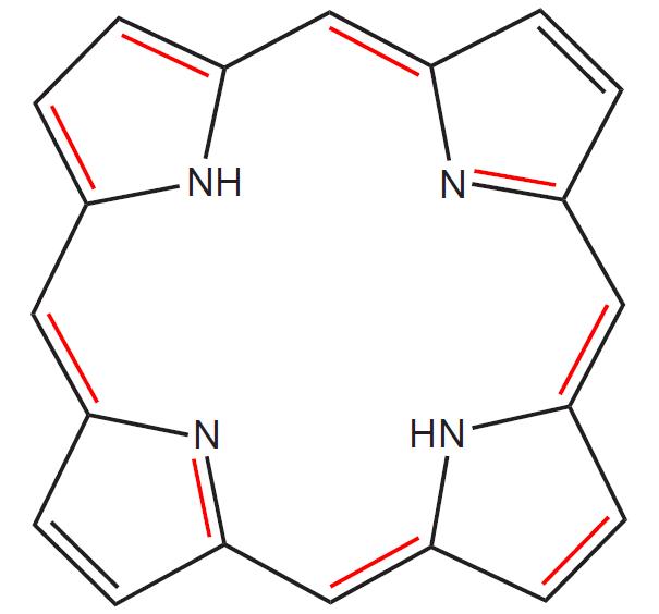 Porfyrin